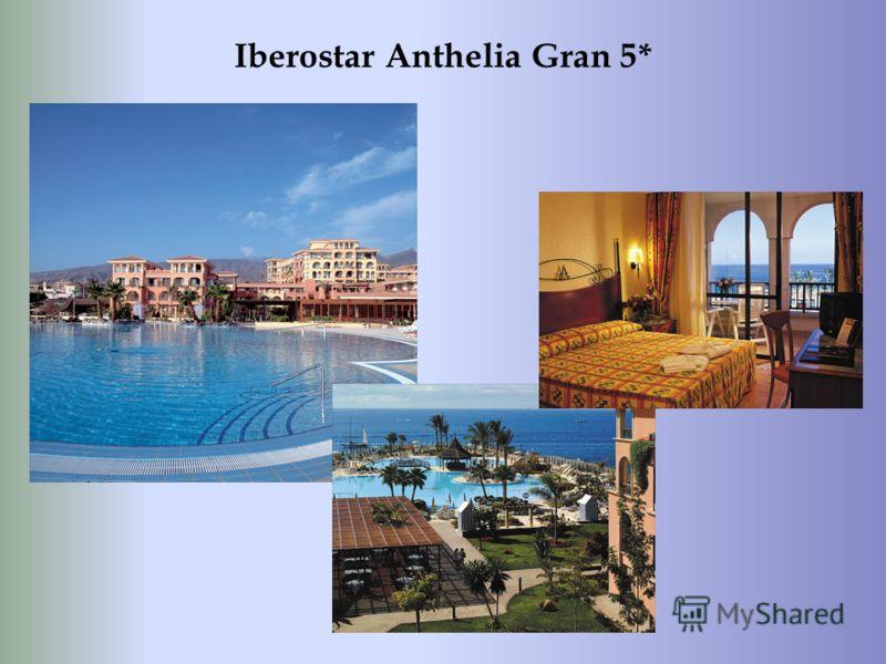 Iberostar Anthelia Gran 5*