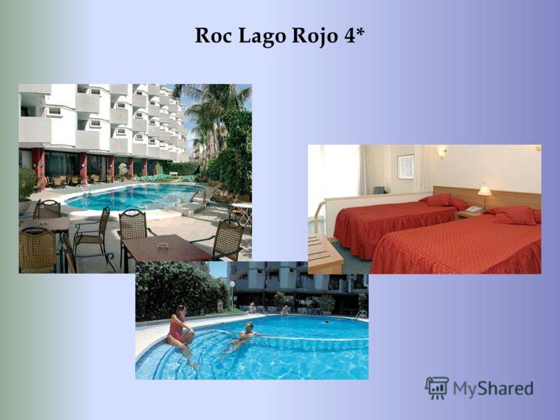 Roc Lago Rojo 4*