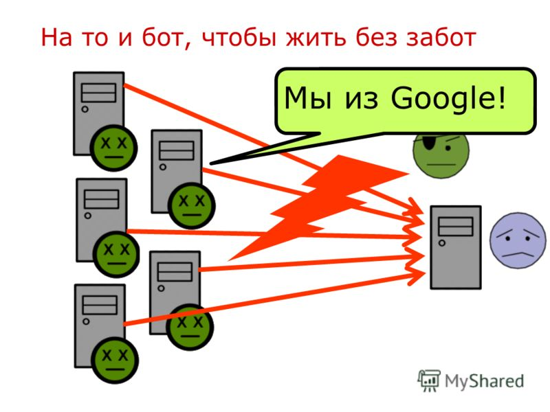 Мы из Google!