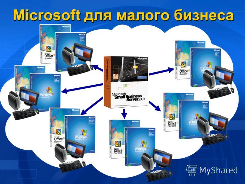 Microsoft для малого бизнеса