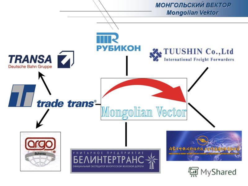 МОНГОЛЬСКИЙ ВЕКТОР Mongolian Vektor