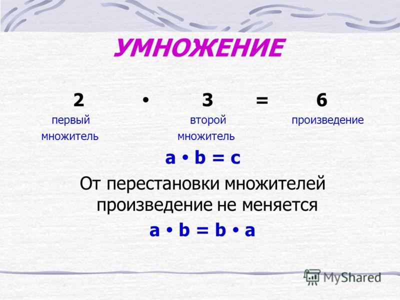 ПРОВЕРКА ВЫЧИТАНИЯ Вычитание можно проверить сложением. Для этого надо к разности прибавить вычитаемое. Если в результате получится уменьшаемое, значит вычитание выполнено верно a – b = c c + b = a