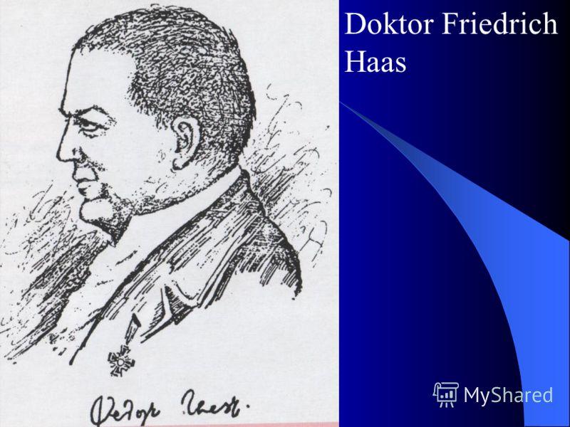 Doktor Friedrich Haas