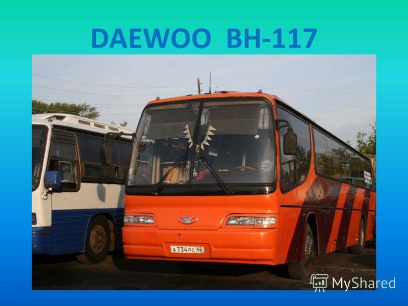 DAEWOO BH-117