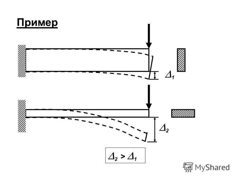 Пример 1 2 2 > 1