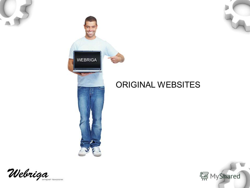ORIGINAL WEBSITES