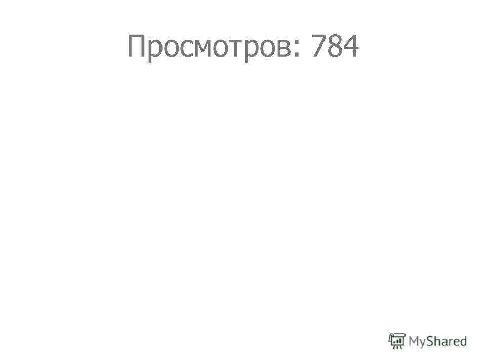 Просмотров: 784