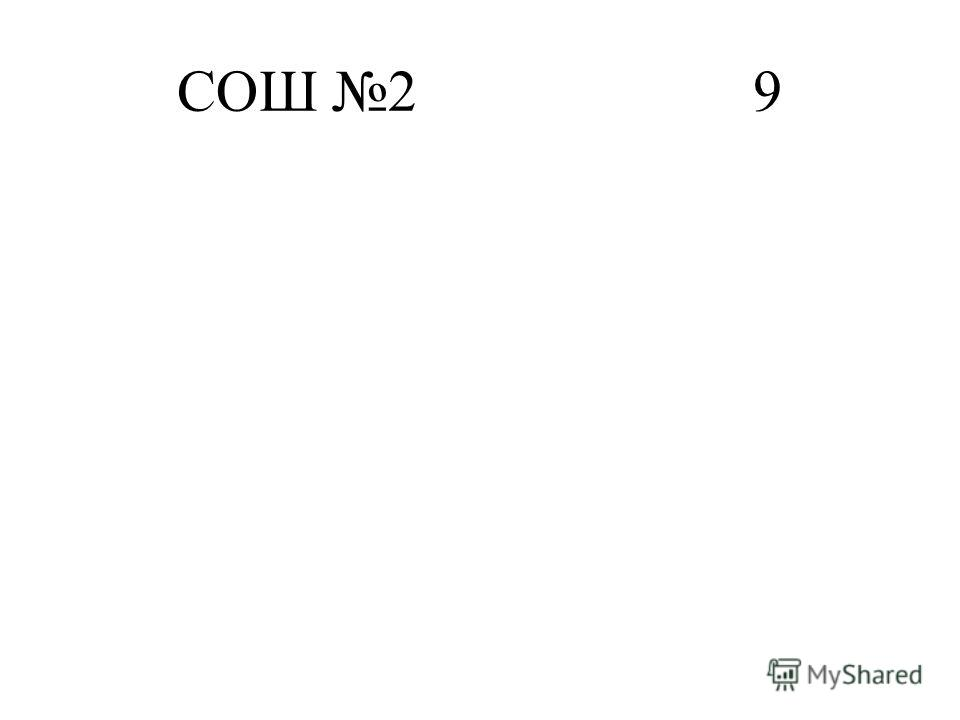 СОШ 29