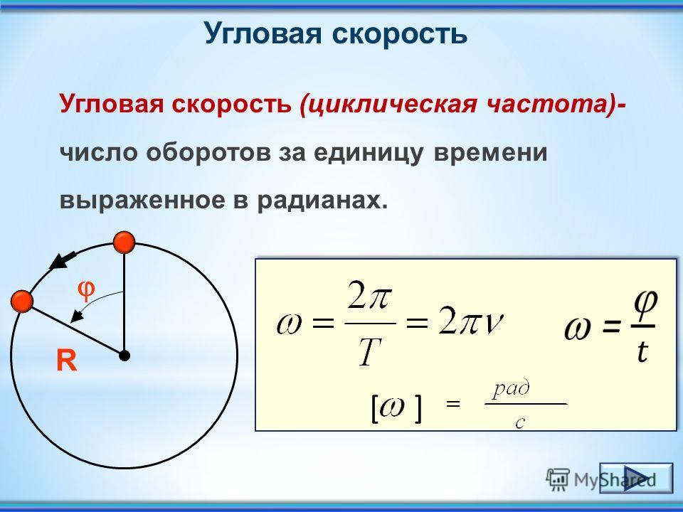 Связь периода с частотой []