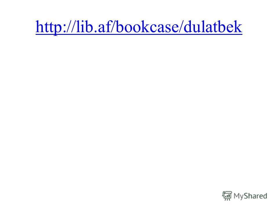 http://lib.af/bookcase/dulatbek