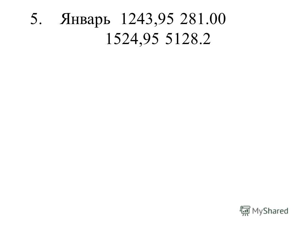 5.Январь1243,95281.00 1524,955128.2