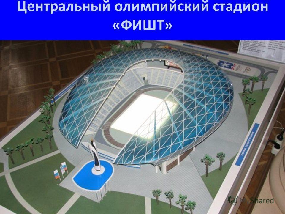 Центральный олимпийский стадион «ФИШТ»