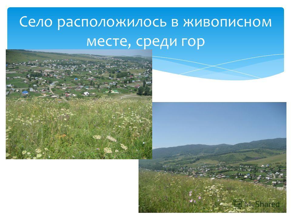 С июля я живу в Алтайском