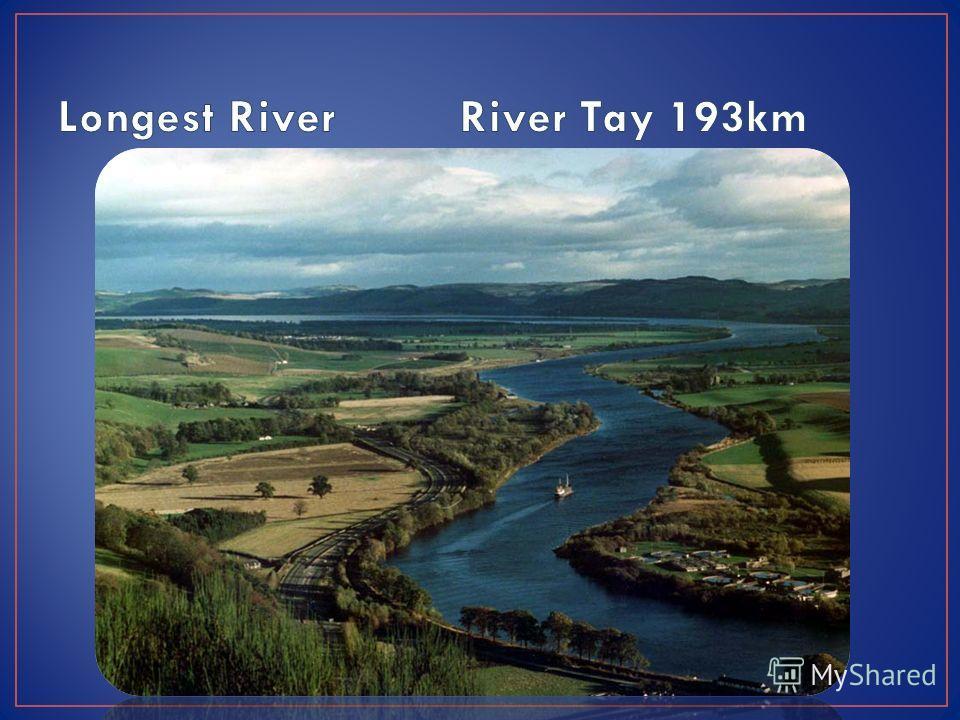 Largest Loch Loch Lomond 56 sq km