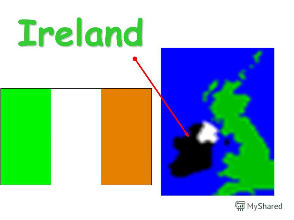 England Wales Scotland 4 Countries of the British Isles Click a flag to visit a country. Ireland