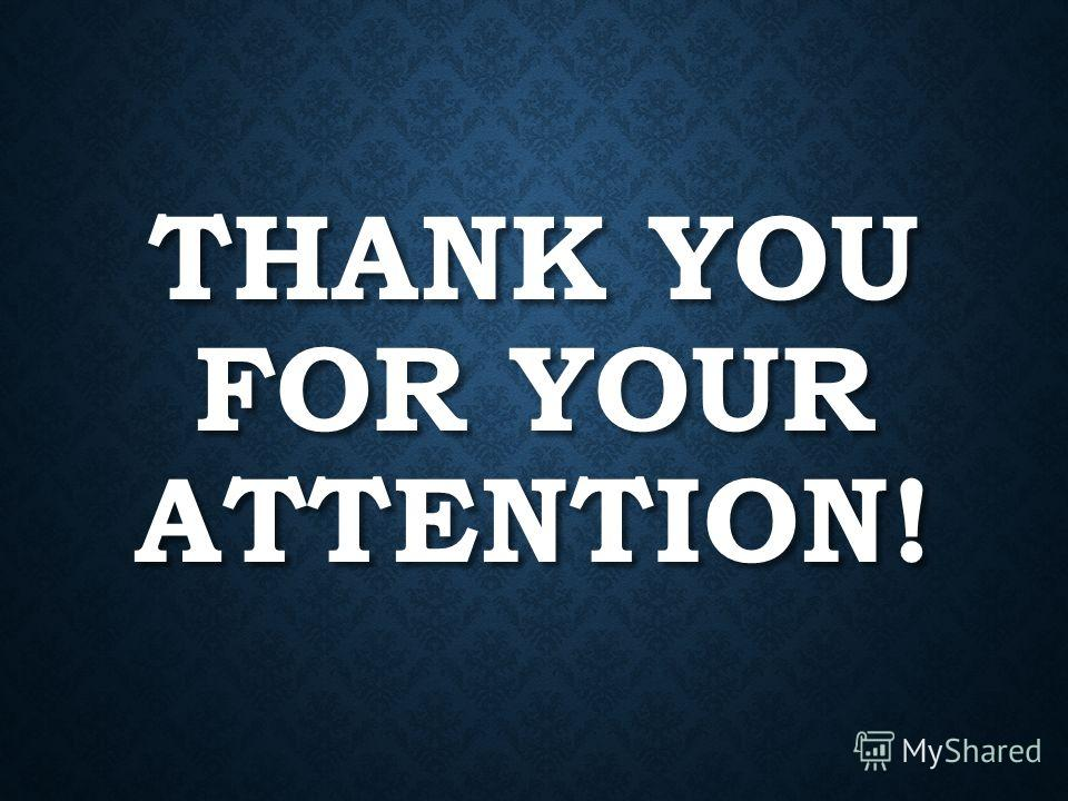Pictures of Thank You For Your Attention Powerpoint Slide - #rock-cafe