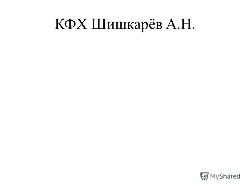 КФХ Шишкарёв А.Н.