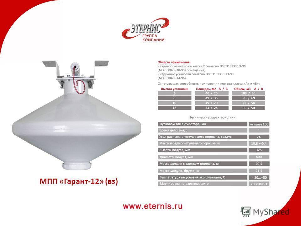 МПП «Гарант-12» (вз)