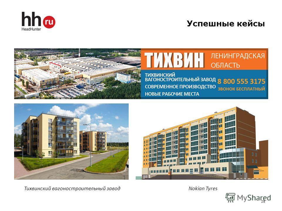 Успешные кейсы 28 Тихвинский вагоностроительный завод Nokian Tyres