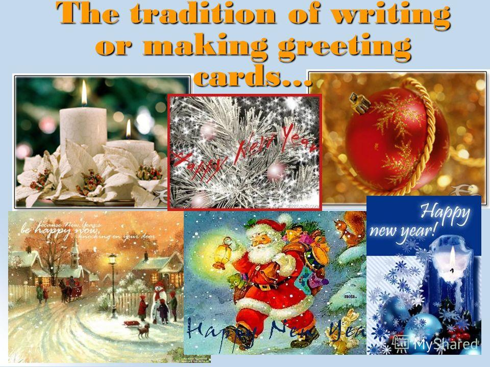 What other traditions of the New Years Day do you know? What other traditions of the New Years Day do you know?