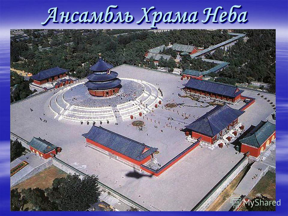 Ансамбль Храма Неба