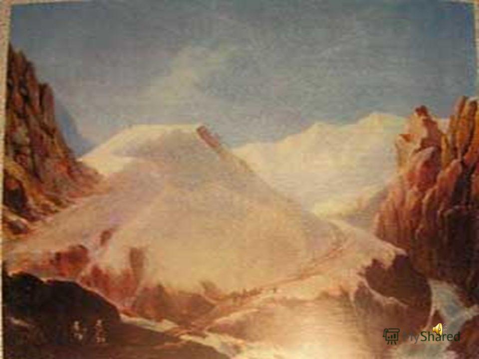 Развалины близ селения Караагач в Кахетии.1837-1838 Развалины близ селения Караагач в Кахетии.1837-1838