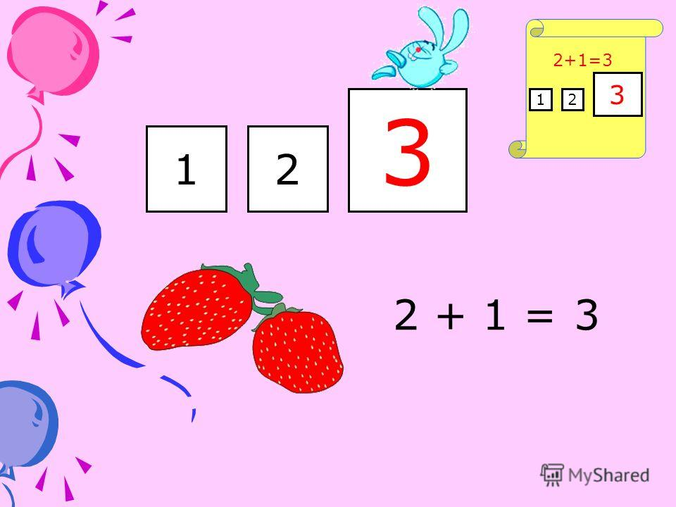 12 3 2 + 1 =3 2+1=3 12 3