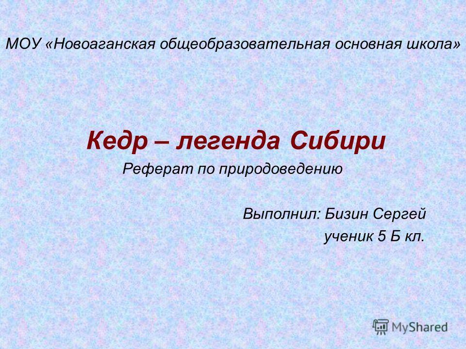 Презентация на тему МОУ Новоаганская общеобразовательная  1 МОУ Новоаганская общеобразовательная