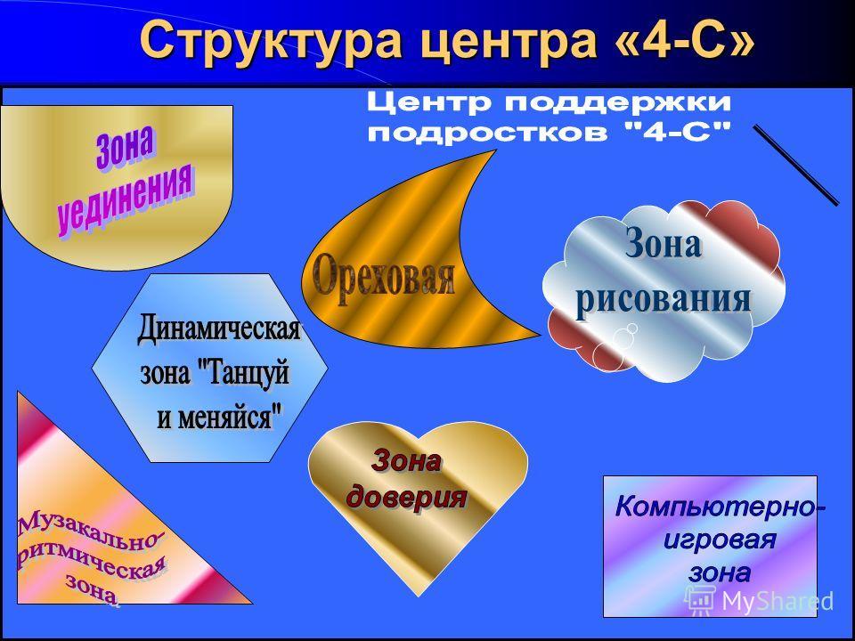Структура центра «4-С»