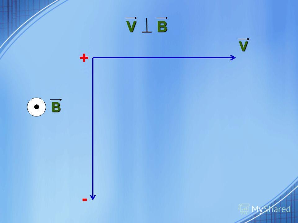 V + - B VB
