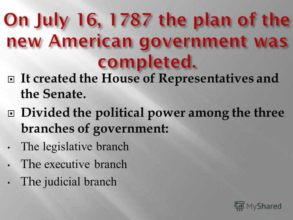 The power of the executive branch of the government
