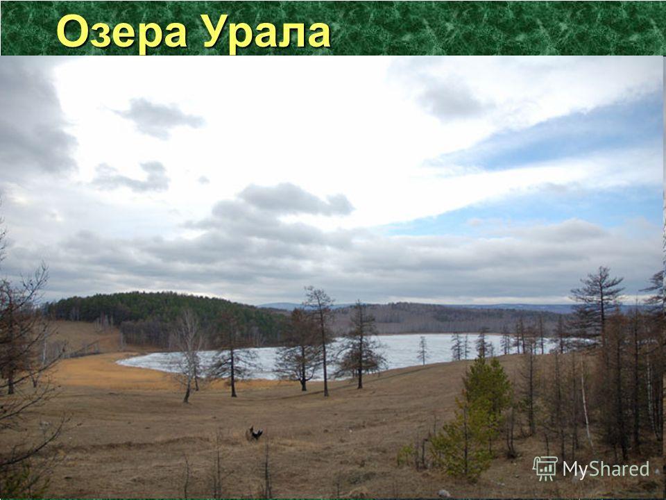 Озера Урала Озера Урала Озеро Банное (южный Урал) Карстовое озеро Тургояк