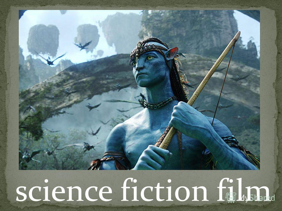 science fiction film