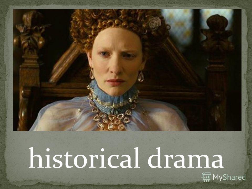 historical drama