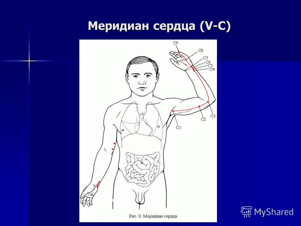 Меридиан сердца (V-C)