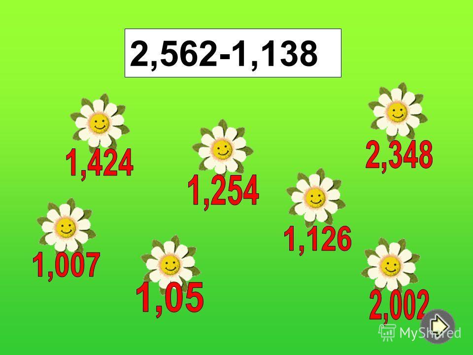 2,562-1,138
