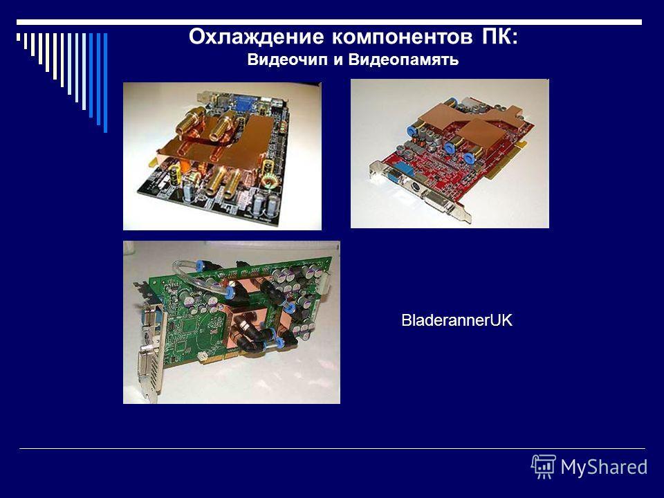 Охлаждение компонентов ПК: Видеочип и Видеопамять Nagual Андрей Медведев