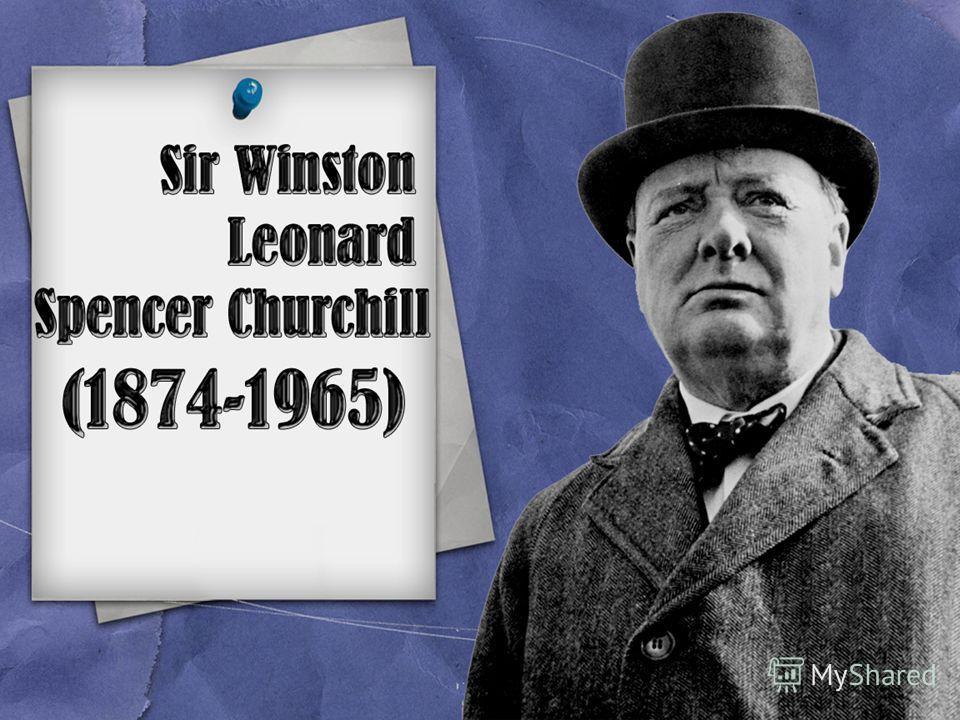 Winston Churchill For Children