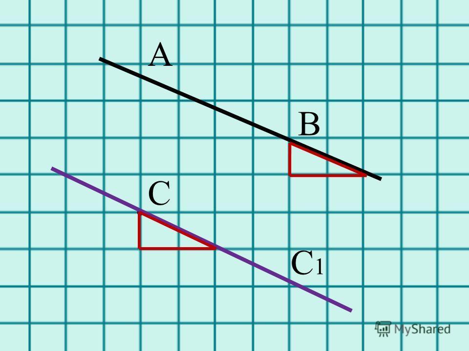 . A B C C1C1