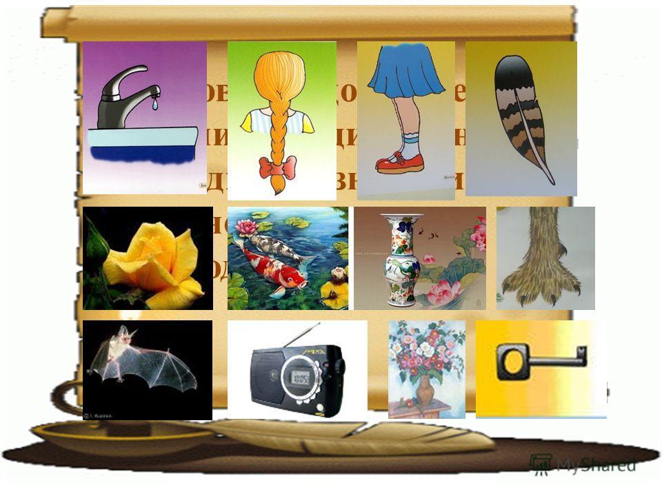 Проверка домашнего задания: среди рисунков найдите со значением многозначности и однозначности