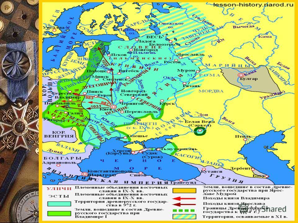Усобица – война между князьями Война Святославичей.