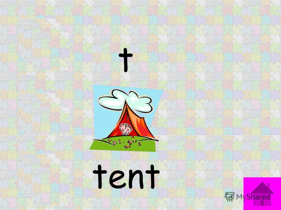 t tent