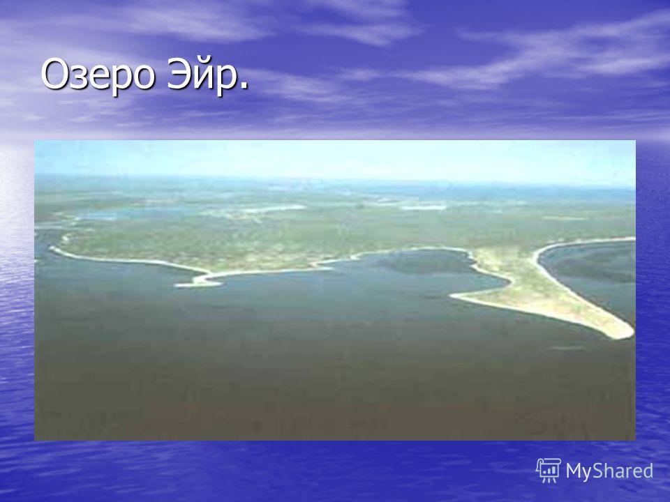 Озеро Эйр.