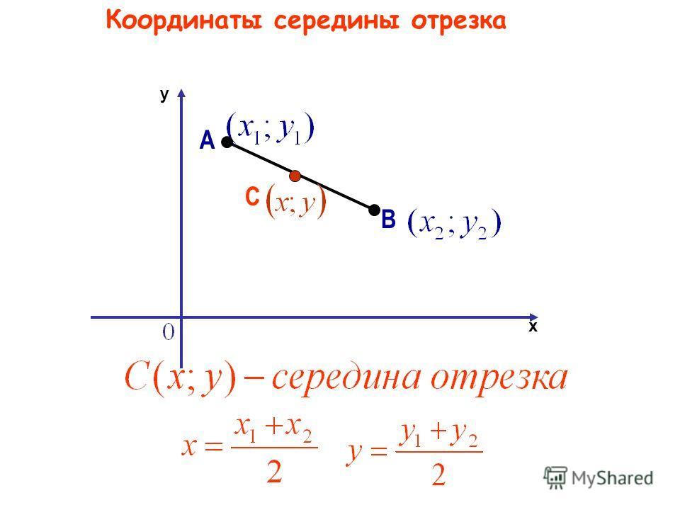 х y А В С