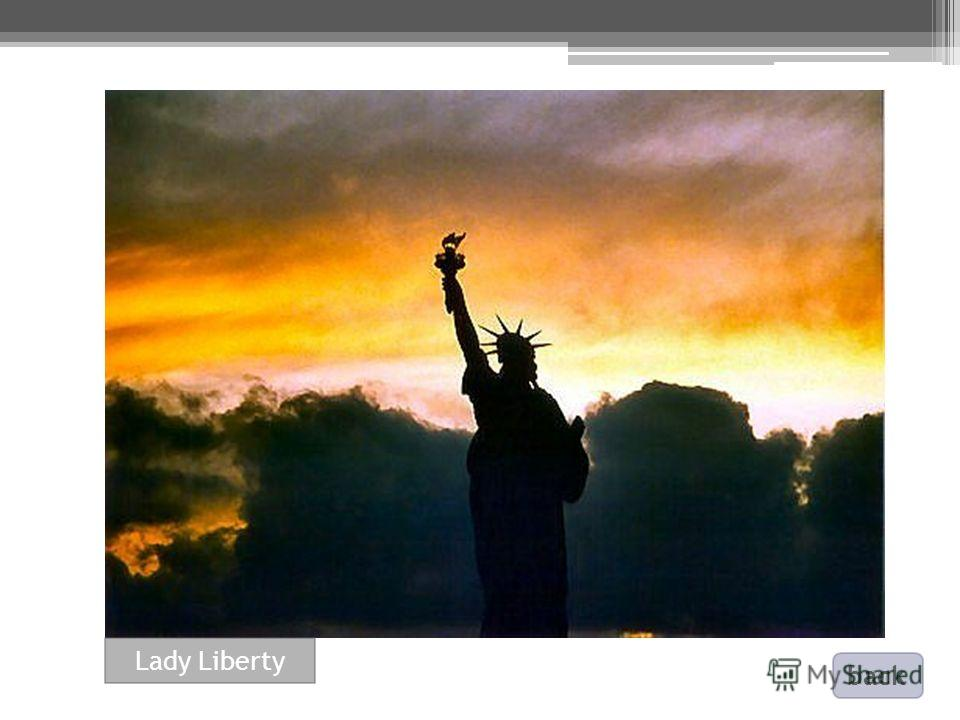 back Lady Liberty