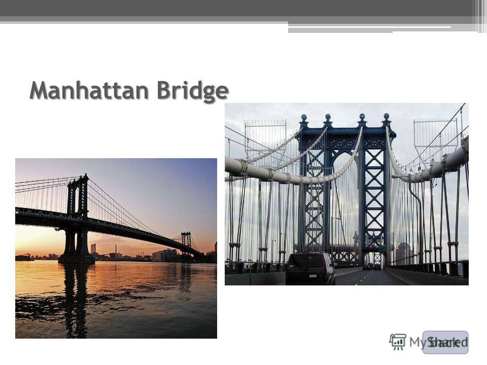 Manhattan Bridge back