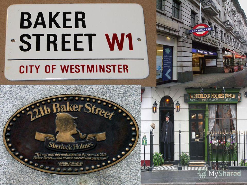 Baker Street (Baker Street) the brisk street in Merilebon's London region (a northern part of Westminster) of two and a half kilometers. Is a part of Highway A41. It is most known in connection with Arthur Conan Doyle's well-known character private d