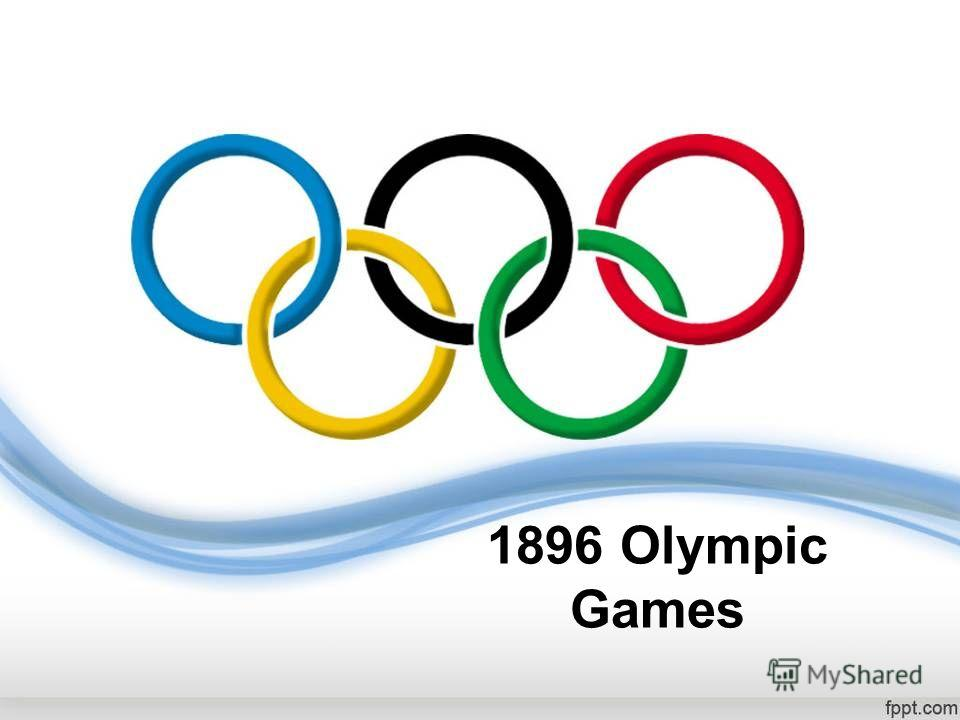 1896 Olympic Games