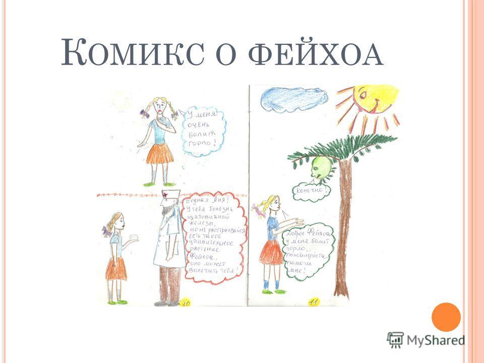 К ОМИКС О ФЕЙХОА