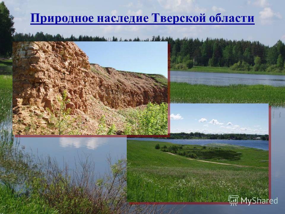 Природное наследие Тверской области